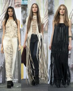 TERMINA COLOMBIAMODA 2013 PERO LAS BUENAS NOTICIAS CONTINUAN: DIA 3 - Andrea Landa Striped Pants, Cool Outfits, Indian, America, Shopping, Dresses, Style, Fashion, News