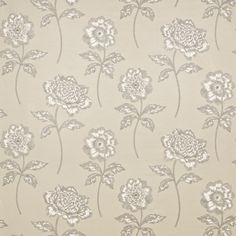 Sanderson Anemone Fabric DIONAN202 Designer Fabrics and Wallpapers by Sanderson, Harlequin, Morris, Osborne, Little And many more