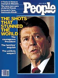 April 13, 1981  COVER STORY  A Failed, Yet Gripping Attempt  In a Mad Storm of Bullets, an Unlikely Suspect Wounds a President—and the Nation's Spirit