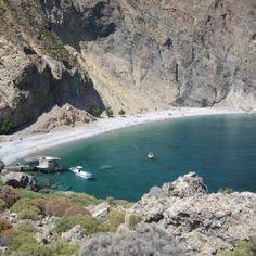 Kreta / Crete - Sweetwaterbeach Sfakia