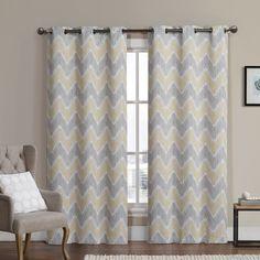 1 multiple colors low price good reviewsVictoria Classics Marlie PRT Blackout Grommet Curtain Panel & Reviews   Wayfair