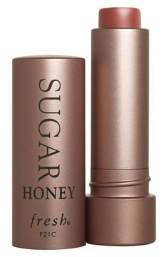 sugar honey tinted lip treatment