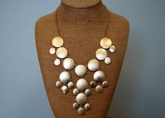 Gold Play on Bubble Necklace ‹ Walker Pharmacy & Boutique