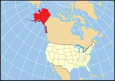 Alaska - 1 of 4 states I have not been to. MT, HI, and ND are the other ones.