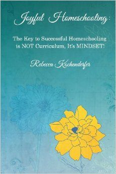 Free Download of Joyful Homeschooling  Your attitude toward your day and toward your children's efforts profoundly affects the outcome of your homeschooling. Written by our very own Rebecca Kochenderfer.  #FREEBIES