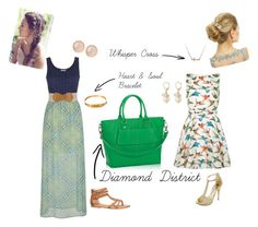 """Thirty-One Diamond District: One Bag. Two Fabulous Looks! #31fashion"" by valmoore628 on Polyvore"
