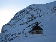 Garmisch-Partenkirchen, Kapelle Zugspitze DE