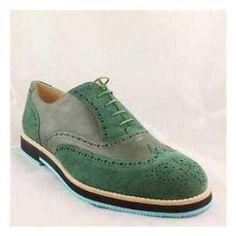 T+F Slack Mens Brogue Shoes