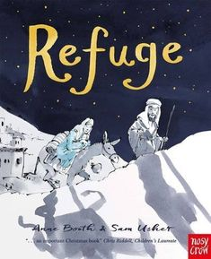 Mary, Joseph and Jesus were frightened refugees on the run from Herod, who relied on the kindness of strangers. Anne Booth talks us through her new timely and timeless version of the story which she wrote to raise money for children fleeing war today Christmas Books, A Christmas Story, Christmas Ideas, Merry Christmas, This Is A Book, The Book, Small Book, Chris Riddell, Good Books