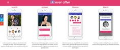 EverAfterDating.com is an online #dating mobile #app for single people in India. It is free to register and will be launching the mobile app soon for iOS users. You need to #subscribe for our newsletter at our website http://www.EverAfterDating.com/. After your subscription you will get the updates about the dating app launch, tips and advice on dating, love and relationships, etc.