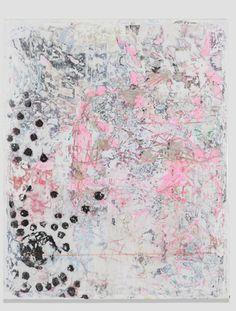 Mark Bradford, Boquan (2015): Hauser Nov'15