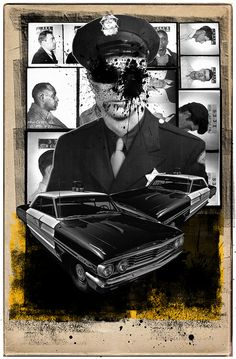 Bounty hunter (American Dream Series) | franz falckenhaus