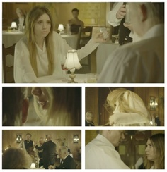 Lykke li sadness is a blessing white dress