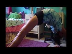Best way to learn how to do a backbend this girl is informative and had great feedback check it out
