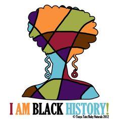 I Am Black History - #MVAAFF