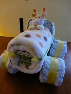 Baby shower idea (for someone else).