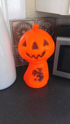 Very Vintage Halloween Blow Mold