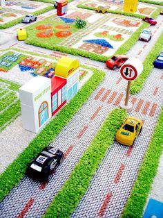 IVI Traffic Green Kids 3D Floor Rug Large .  http://www.urbanbaby.com.au/epages/ecomm5000.sf/en_AU/?ObjectPath=/Shops/UrbanBaby/Products/IVRUG-TG/SubProducts/IVRUG-TG-0002#.WHgXwPl96M8