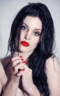 Hair Dark Pale Skin Blue Eyes Character Inspiration 37 Ideas