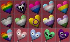 Pride Month TS2 Accessories My contribution for Pride month and the Totally Maxis theme: • New pride flag accessories! These go in their right hands and actually have thumbnails! For teen-adult, works...