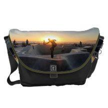 Skater 2 - Rickshaw Large Messenger Bag