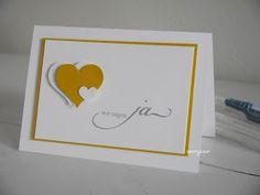 Heute zeige ich euch noch die Einladungskarten zu den Save-the-Date-Karten .         ***         ***           ***   Kreative Grüße   nächs...