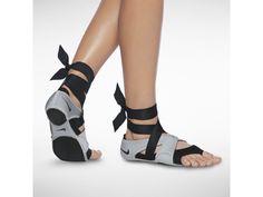 90a0fec8a33 Nike Studio Wrap Pack Leather Flat Three-Part Footwear System Nike Studio  Wrap