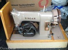 Singer 185k Sewing Machine (1959 model)