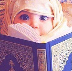 baby, islam, and quran -kuva