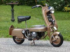 moto scooter corgi 98cc