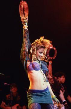 Madonna - Virgin Tour '85
