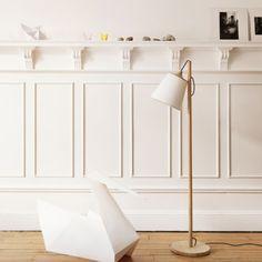 designdelicatessen - Muuto - Pull floor lamp - Muuto