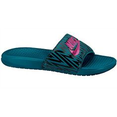 9860cbd79a58 Womens Jandals  amp  Slides - Rebel Sport - Nike Womens Benassi JDI Print  Slides Nike