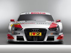 Audi A5 DTM and i love turbo to