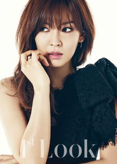 Kim So Yeon  born November 2, 1980 in Seoul ,is a South Korean actress best known for her starring role in the television series All About Eve and Iris