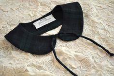 lovely collar tutorial http://elegantmusings.com/2011/12/autumn-collars/