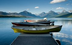 Pure bliss.    Lake McDonald, Glacier National Park, MT