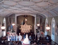 The oldest German Catholic Church in Texas and the oldest wooden church building in Galveston.