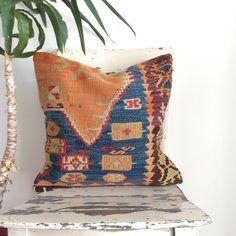 Decorative Kilim throw Pillow