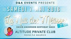 La Nuit des Metisse 2.0 - see more on http://ift.tt/1QYNBK3 #events #mauritius