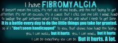 Fibromyalgia timeline cover