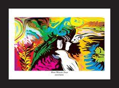 A Arte de Miranda Zupão: O MEDO BOM E O MEDO RUIM!