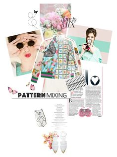 """Pattern Mix Master"" by neny-6 ❤ liked on Polyvore featuring Jennifer Lopez, J.Crew, 3.1 Phillip Lim, Gucci, Stella Jean, Jenni Kayne, White Label, La Regale, contest and Flowers"