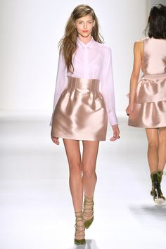 Marissa Webb Spring 2014 Ready-to-Wear Collection #NYFW