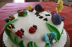 Tolga 2 yaş pastası