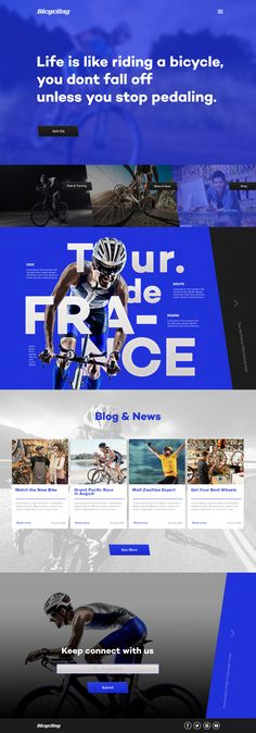 Bicycling redesign concept   fullsize