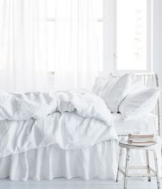 YES PLEASE! Sheet set from H Home.