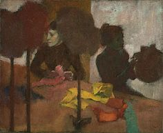 The Milliners (Getty Museum)