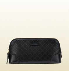 diamante leather cosmetic case