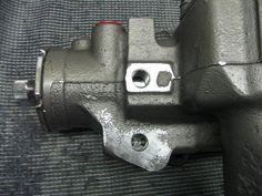 Locations to tap a YJ steering box